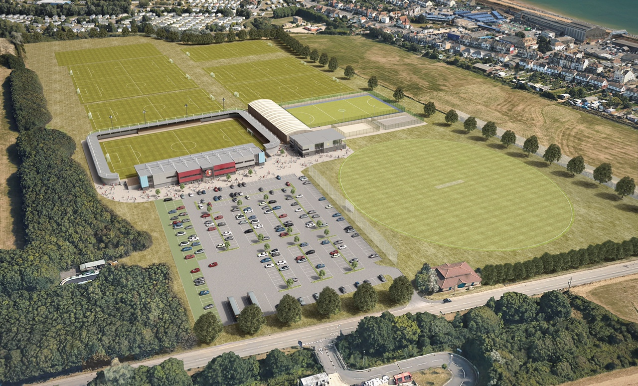 Update on Horntye Park relocation plans
