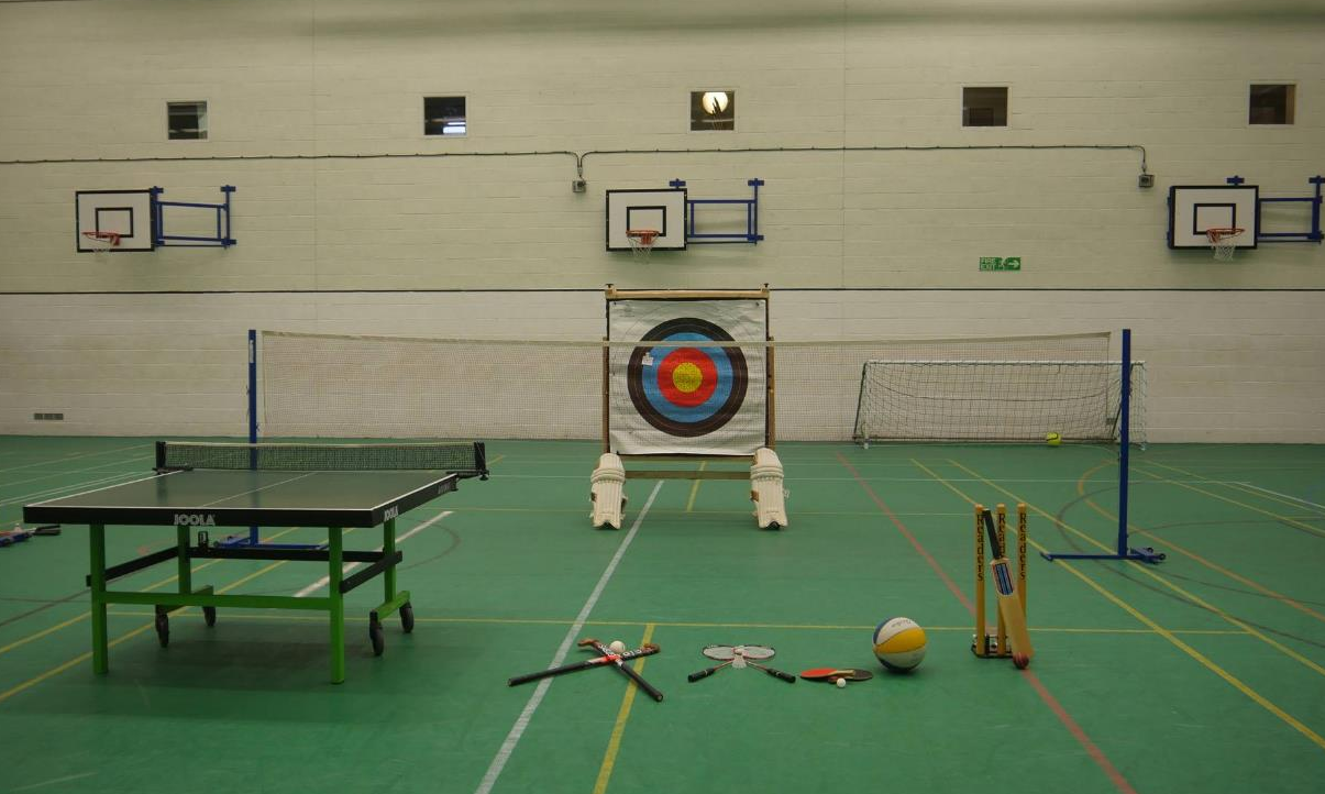 Sports Hall Weekend Availability