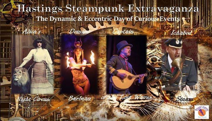 Hastings Steampunk Extravaganza