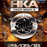 HKA Fight night