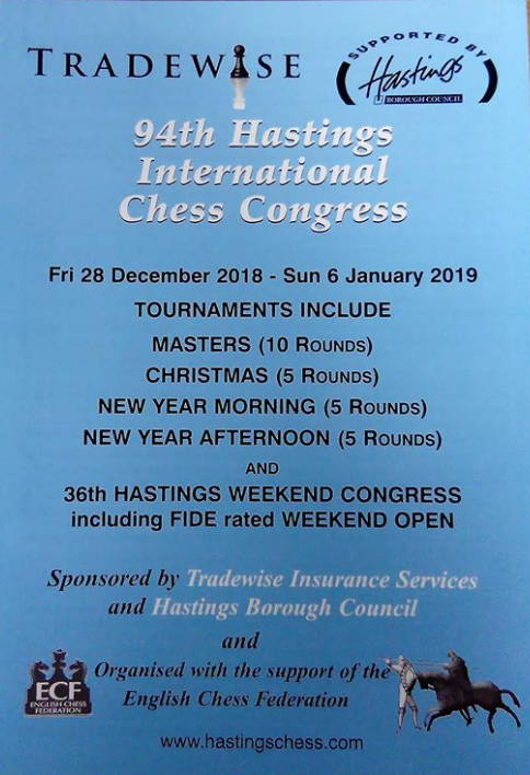 94th Hastings International Chess Congress
