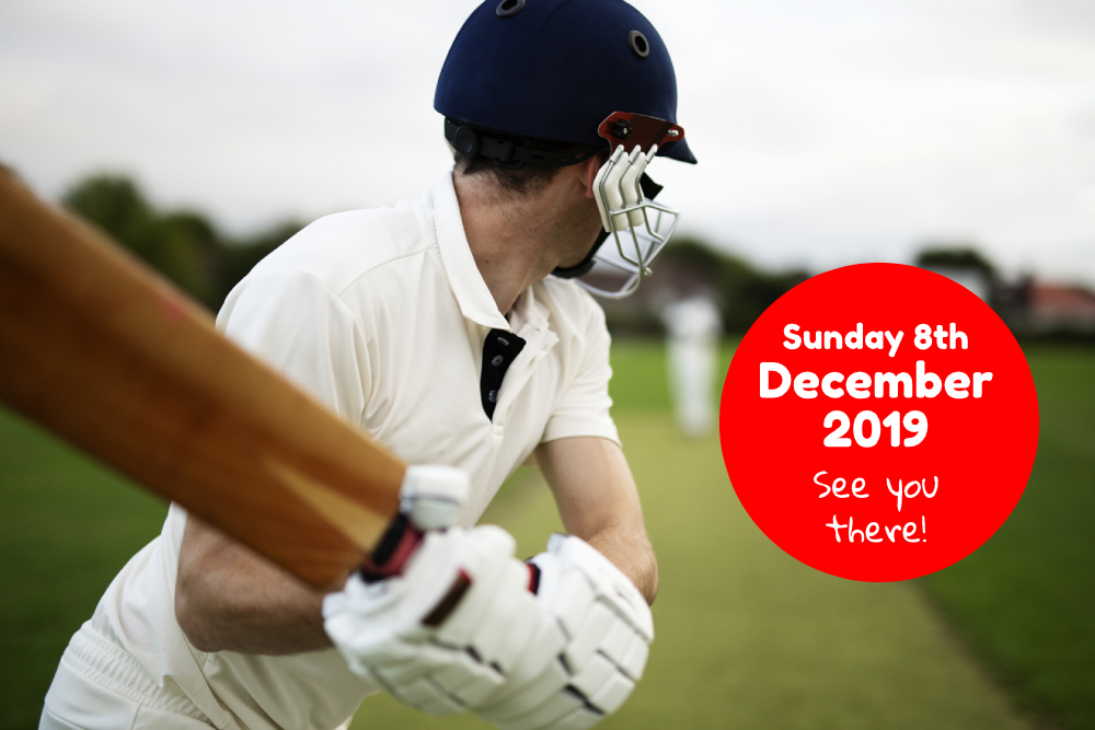 Indoor Cricket Cup Sunday Specials!